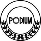 Podium y graficos son marca registrada